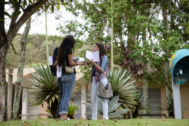 Mais de 70% são de fora de Juiz de Fora ou de Governador Valadares (Foto: Twin Alvarenga/UFJF)