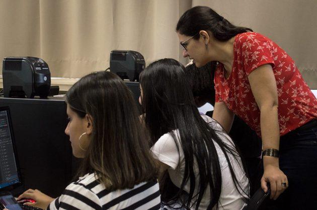 Mais de 92% dos professores têm doutorado ou mestrado (Foto: Rodrigo Milanni/UFJF)