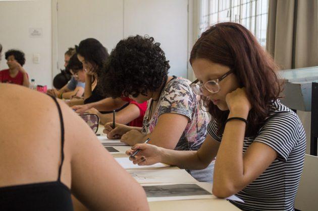 Censo da Educação Superior aponta que 76 mil candidataram-se a vagas na UFJF em 2018 (Foto: Rodrigo Milanni/UFJF)