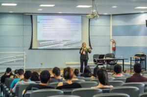 Causas, sintomas e consequências foram tratados no evento (Foto: Gabriela Maciel/UFJF)