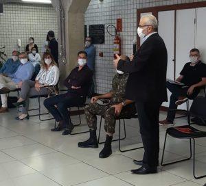 Instituição vai produzir testes para diagnóstico do novo coronavírus (Foto: PJF)