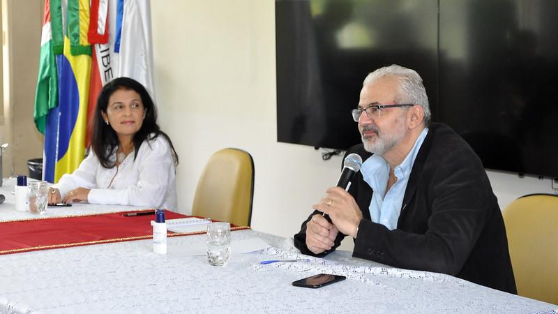 Enfrentamento à Covid-19 é prioridade do novo mandato que se inicia (Foto: Alexandre Dornelas/UFJF)