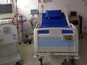 Hospital poderá atender até 24 pacientes simultaneamente