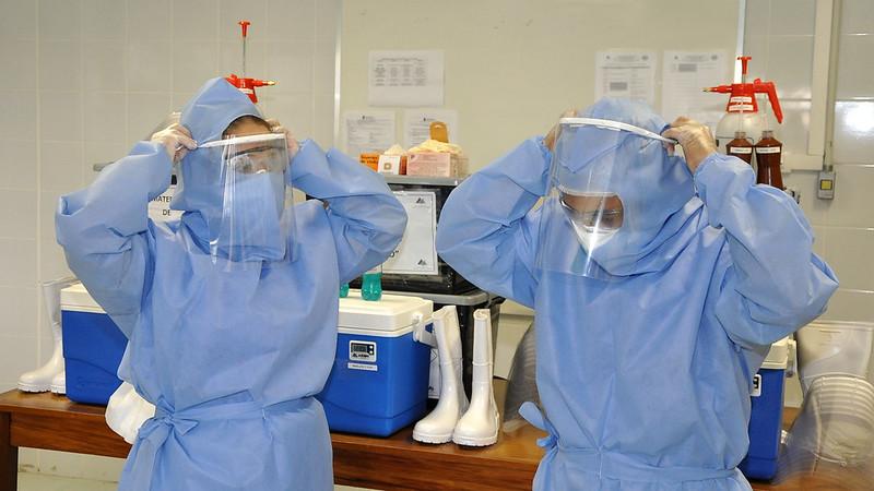 UFJF é responsável por mais de 90% das amostras coletadas na cidade (Foto: Alexandre Dornelas/UFJF)