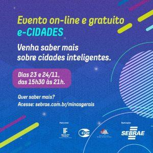 Evento do Sebrae tem apoio do Centro Regional de Inovação e Transferência de Tecnologia