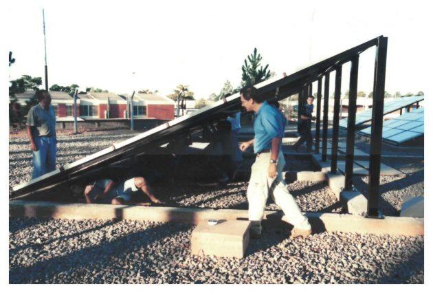 Estacao fotovoltaica foi a primeira receber investimento da Finep