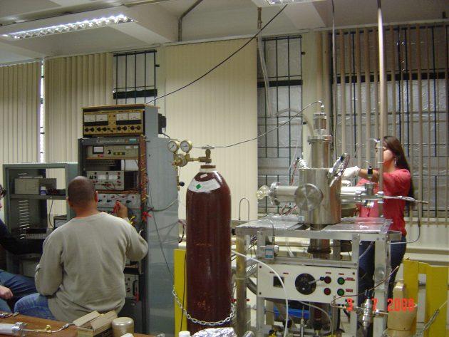 laboratorio de fisica atomica ufjf
