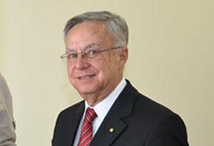 Professor da Faculdade de Farmácia e Bioquímica exerceu cargo entre 1981 e 1985 (Foto: Alexandre Dornelas/UFJF)