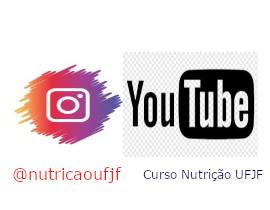 O curso de Nutrição agora está no Instagram e no Youtube