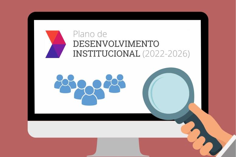 Servidores e estudantes já podem responder formulário para nortear PDI 2022-2026