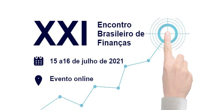 XXI Encontro de Finanças inscreve até 14/04