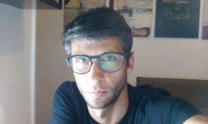 Fotografia do professor Luiz Carlos Júnior