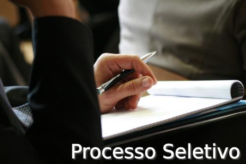 PROCESSO SELETIVO MESTRADO/MAI
