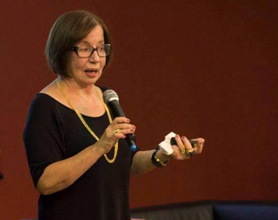 UFJF lamenta morte da professora Vanda Arantes do Vale