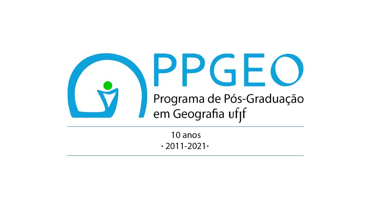 Seminários de Dissertação do PPGEO/UFJF – Turma 2020