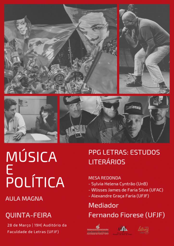 música e política