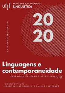 Cartaz Linguagem e contemporaneidade