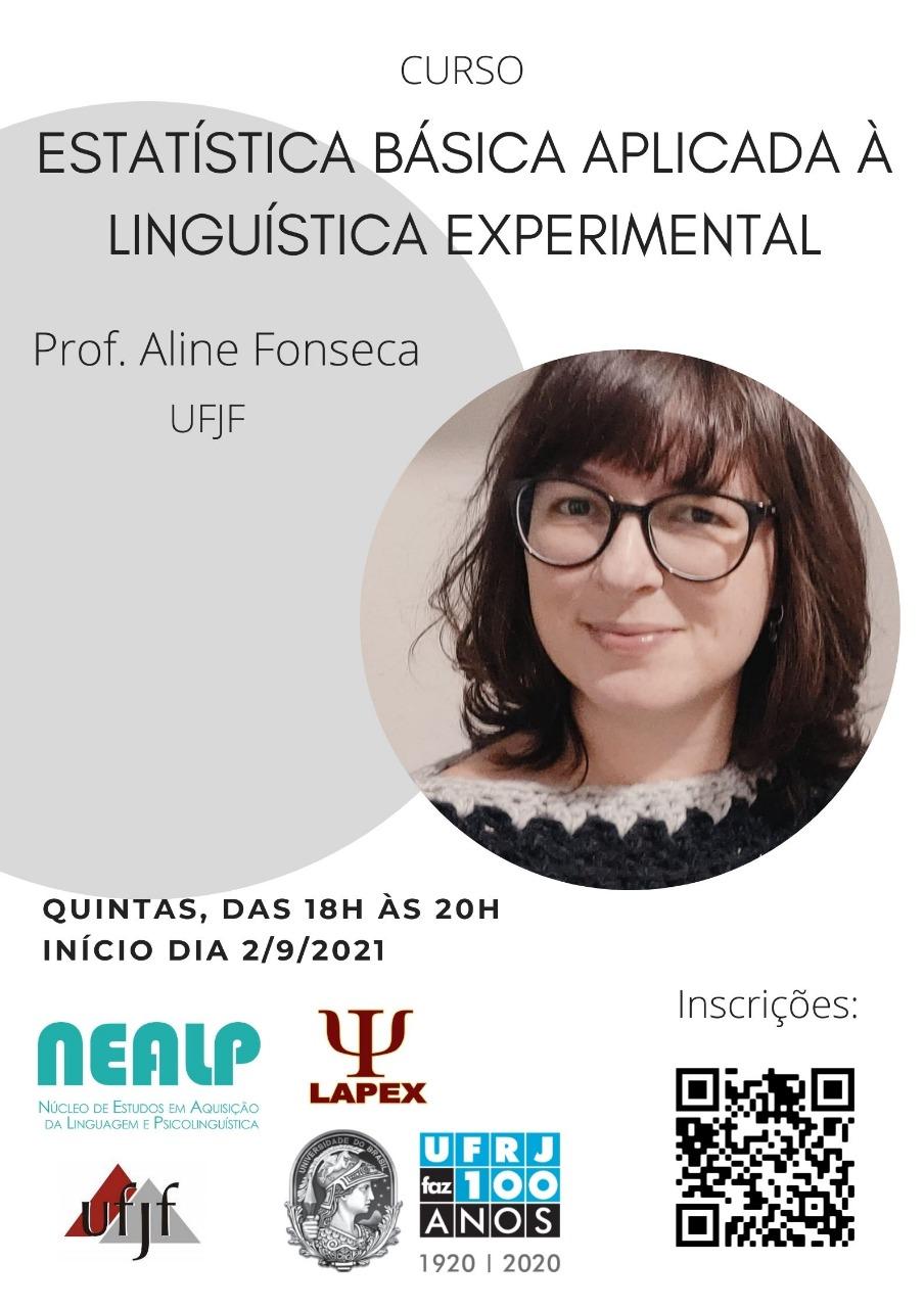 Curso de Capacitação: Estatística básica aplicada à Linguística Experimental