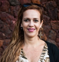 Valéria Faria, Pró-reitora de Cultura.