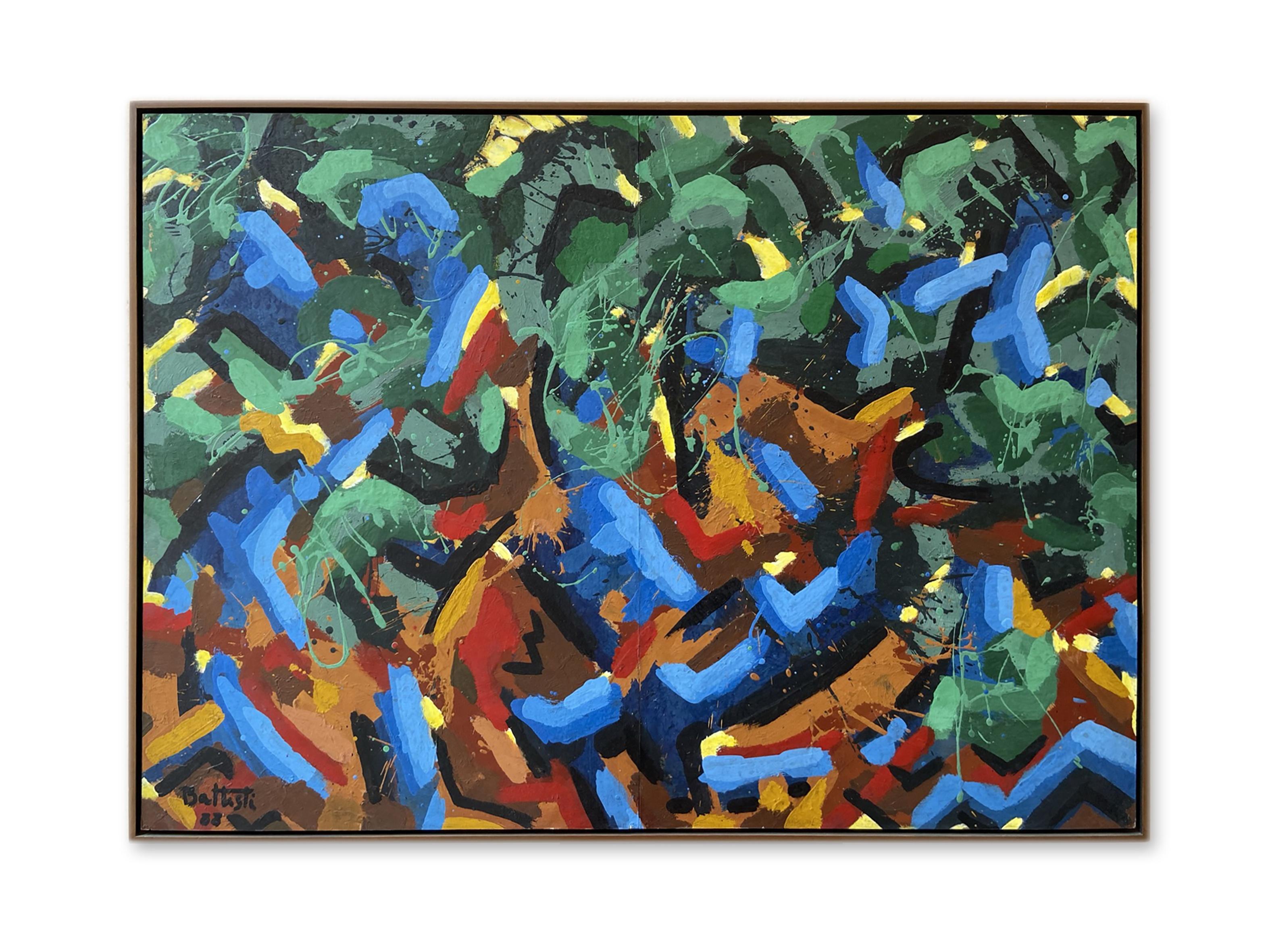 """Forum da Cultura realiza a mostra """"Abstrato"""""""