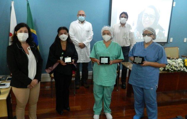HU-UFJF dá início às comemorações da Semana da Enfermagem