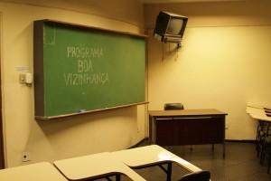 Aulas do curso de inglês começam no próximo dia 18 na Faculdade de Letras (Foto: Gabi Müller/Secom)