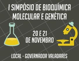 simposio de bioquimica molecular e genetica 2