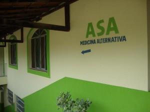 Grupo ASA está localizado no bairro Pérola (Foto: Diogo Mendes/Proex)