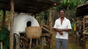 Segundo o professor Leonardo Carneiro, é fundamental a troca de experiência entre a Universidade e os camponeses e agricultores das comunidades envolvidos no projeto (Foto: Arquivo pessoal)