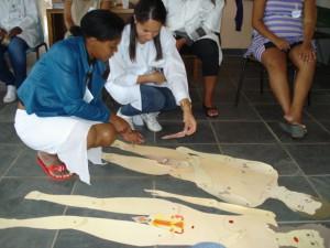 Iniciativa atende mulheres em todas as fases de sua vida (Foto: Jéssyka Prata)