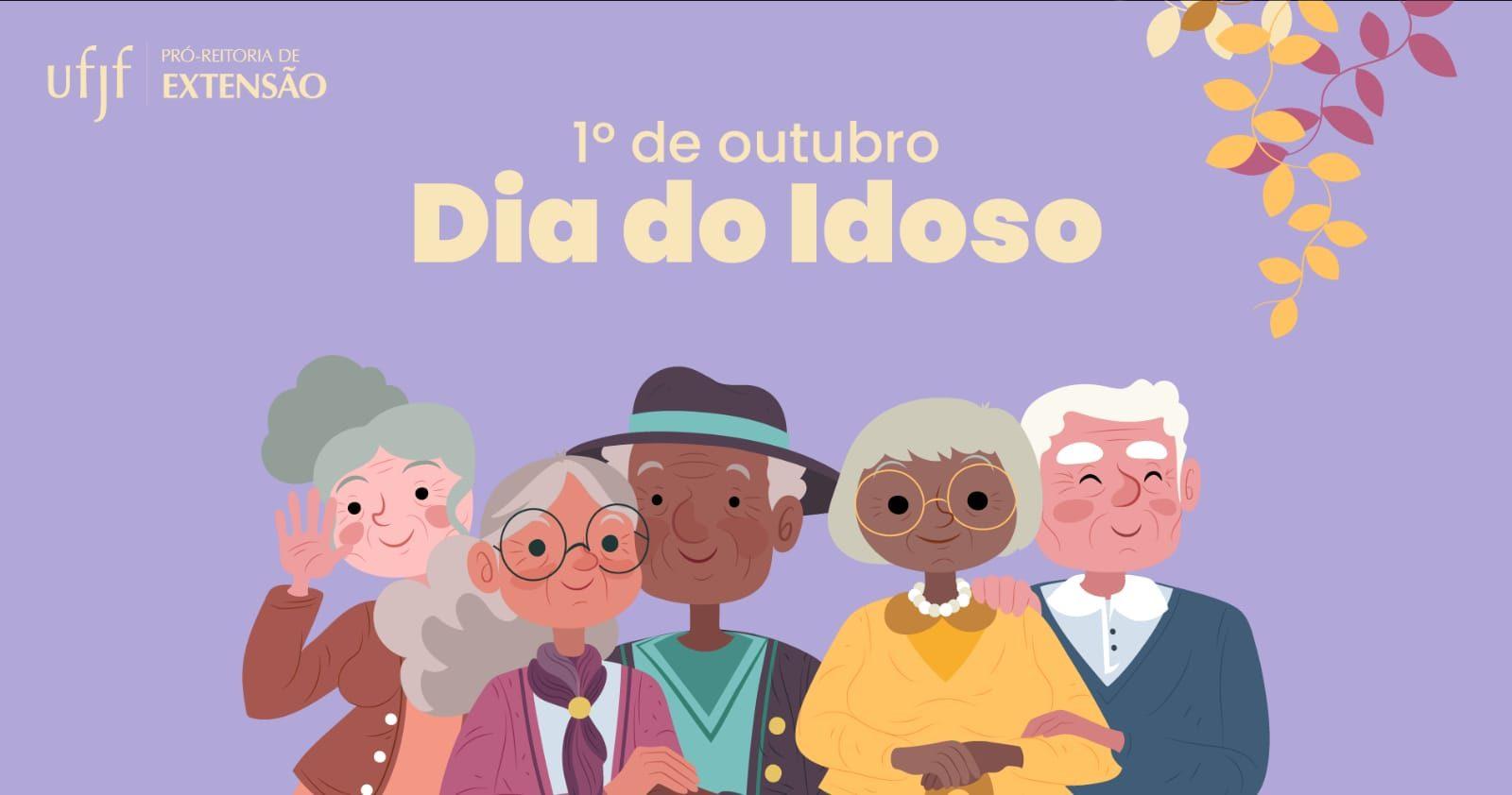 Dia do Idoso é celebrado nesta sexta, 1° de outubro