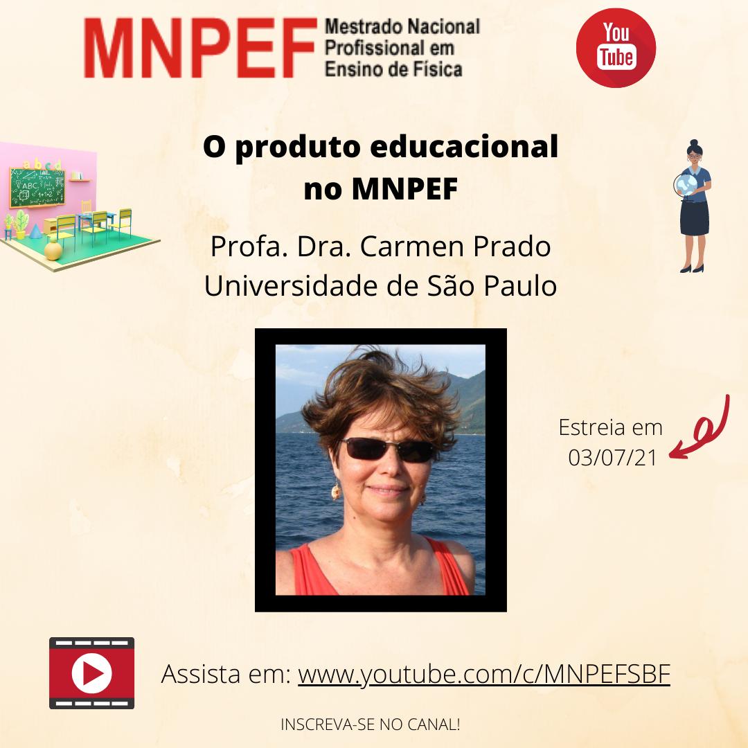 O Produto Educacional no MNPEF