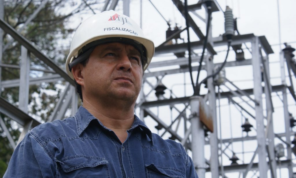 Max Alberto Bronzato, engenheiro eletricista da Proinfra.