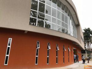 Novo prédio da segurança/ Foto: Eduardo Neto