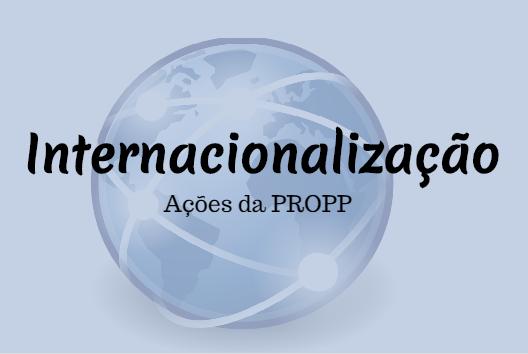 PROPP divulga resultado final do Edital de Recepção de Propostas para o Global July 2020