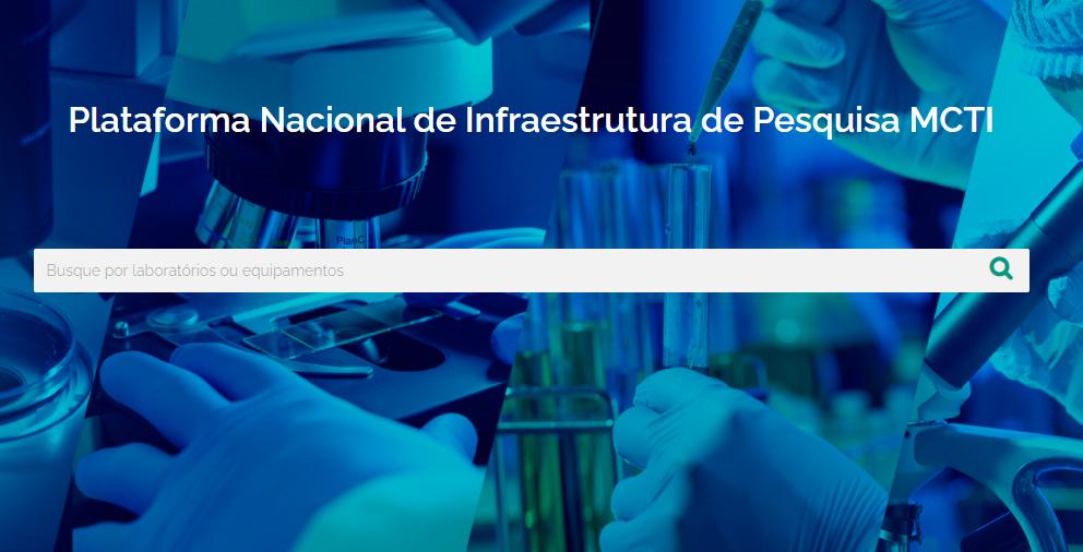 Pró-reitoria orienta uso da Plataforma Nacional de Infraestrutura de Pesquisa
