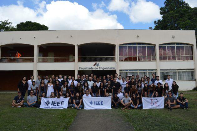 Ramo Estudantil do IEEE UFJF recebe 16 prêmios internacionais