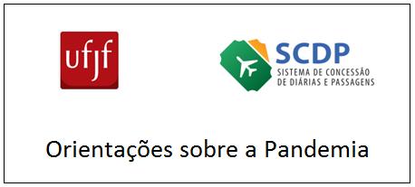 Orientações sobre a Pandemia – SCDP