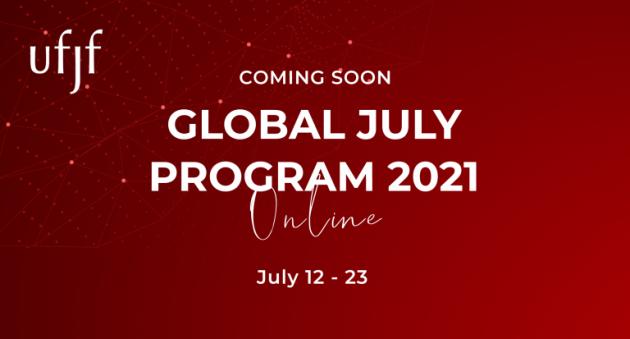 Global July 2021 abre inscrições para ofertas de cursos