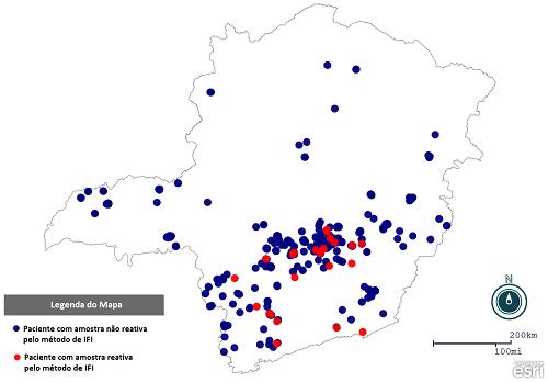 Tese investiga Febre Q em Minas Gerais
