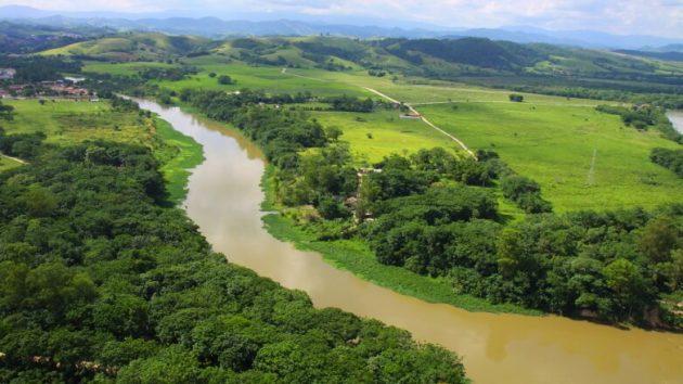 UFJF integra planejamento de recursos hídricos do Rio Paraíba do Sul