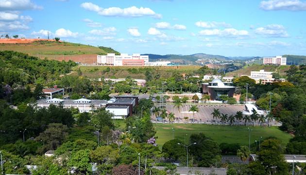 Campus da UFJF